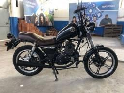 Título do anúncio: Intruder 125cc Custom
