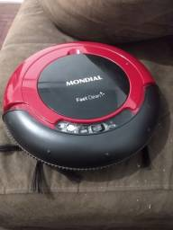 Título do anúncio: Aspirador Robô a bateria Mondial RB-01