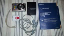 Título do anúncio: Máquina fotográfica Sony cyber-shot
