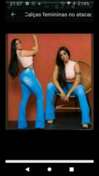 Título do anúncio: Lindas calças feminina