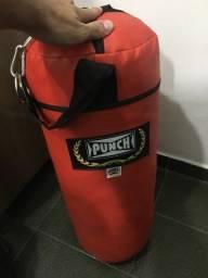 Título do anúncio: Saco de pancada Punch 60cm