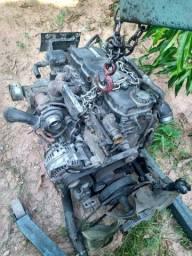 Motor cummins 4 cilindros eletrônico