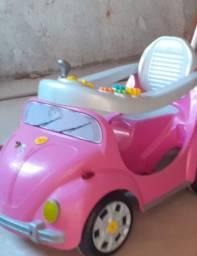 Carro de passeio para criança de até 05 anos