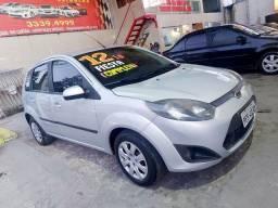 Título do anúncio: Ent Sugerida R$ 4.990 + 48x Ford Fiesta 2012 Completo