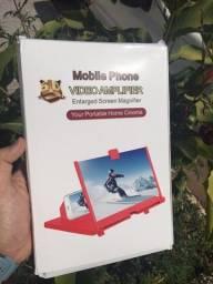 Ampliador de imagem do celular 3d Home cinema (Novo)