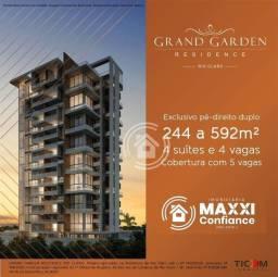 Apartamento com 4 dormitórios à venda, 244 m² por R$ 1.662.900,00 - Cidade Jardim - Rio Cl