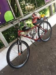 Título do anúncio: Vendo bike motorizada 80cc