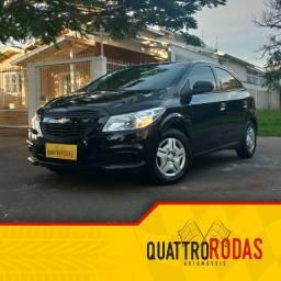 Chevrolet Onix Joy 1.0 Preto - Ano 2017