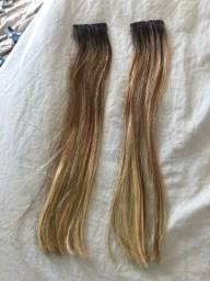 Título do anúncio: 2 faixas de cabelo com 6cm de largura cada, comprimento  16cm