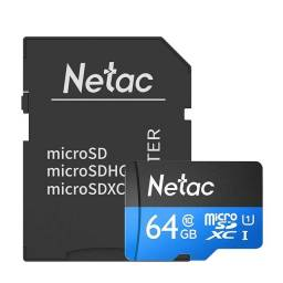 Cartão Micro SDXC 64gb