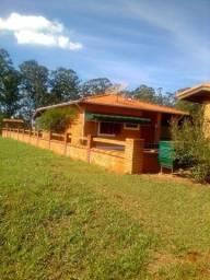 Título do anúncio: Casa com 3 dormitórios à venda, 140 m² por R$ 470.000,00 - Santa Bárbara Resort Residence
