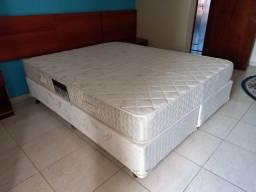 Conjunto box casal completo Linha Hotel Mannes