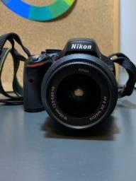 PROMOÇAO Câmera nikon
