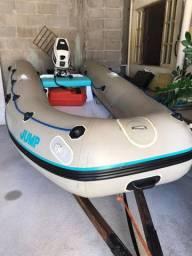Bote inflável flexboat 3.80