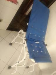 Título do anúncio: Cadeira de banho modelo maca
