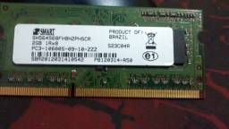 Memoria ram ddr3 2GB 1333mhz