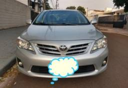 Título do anúncio: Toyota Corolla xei 2.0 Flex 2013 aut