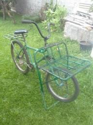 Bicicleta Cargueira anos 70