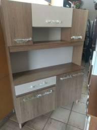 Armário de cozinha 7 portas novo