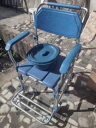 Cadeira higiênica para banho