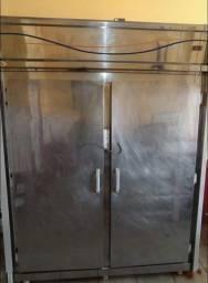 Título do anúncio: 3 camaras frigoríficas inox voltagens 110v é 220v