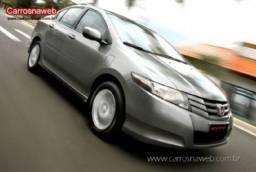 Título do anúncio: Honda city 2011/2011 Dx flex automático