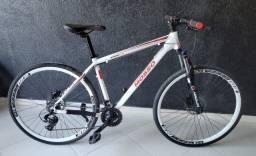 Título do anúncio: Bicicleta Aro 29 Semi Nova Shimanno Mosso