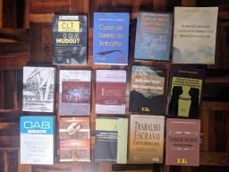 Livros Direito e Processo do Trabalho