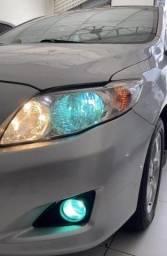 Título do anúncio: Corolla 2012 Lampada Xenon Farol  Baixo e Milha
