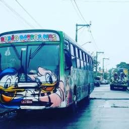 Título do anúncio: Vendo ônibus recreativo