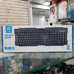 Título do anúncio: Teclado Office Multimídia Hoopson TPC-063