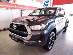 Título do anúncio: Toyota Hilux 2021  0Km SRV 2.7 4X4 Flex AT
