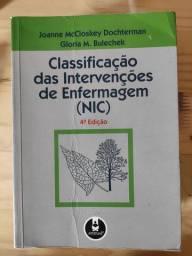 livro classificação das intervenções de enfermagem NIC