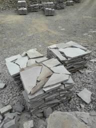 Basalto natural direto da pedreira