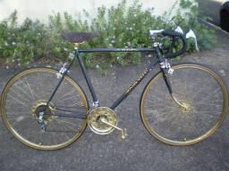 Bicicleta monark vogue banhada a ouro 18 k, original de fabrica