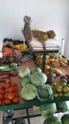 Espositor para verduras e frutas