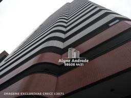 Apartamento na Aldeota | 250 m² / 4 Vagas | Um por andar
