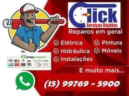 Click Faz Tudo Marido de Aluguel 15 98138 9652