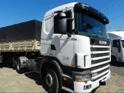 Scania 124 420 6x2 parcelado - 2008