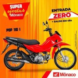 Honda Pop 110 aprovação imediata - 2020