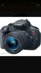 Camera profissional adsrl Canon t5i