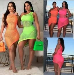 NeON Na Hora Moda Vestidos & Saida's de Praia, Bodys e Maio de Festa Moda de Praia