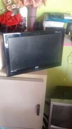 Vendo. monitor e tv