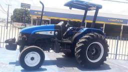 Trator New Holland ano 2009