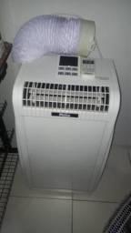 Ar Condicionado portátil 13 mil btus completo