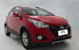 Hyundai HB20X 1.6 Premium 2015 Vermelho Automático Completo - 2015