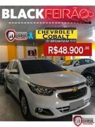 Chevrolet Cobalt LTZ 1.8 8V Econo.Flex 4p Aut. - 2017