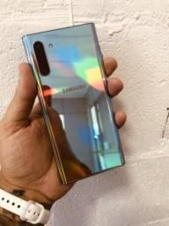 Samsung Note 10 + relogio fit e (NOVO NA CAIXA COM NF)