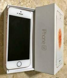 IPhone SE Rose 16GB - Aceito iPhone / Ouro (parcelo)