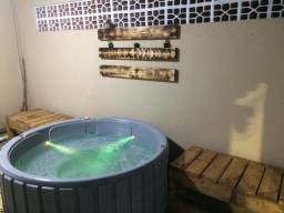 Spa hidromassagem